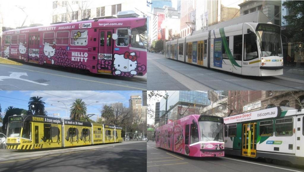 Trem Melbourne