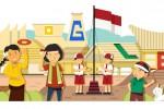 Indonesia di Google Doodle