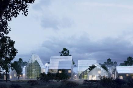 Regen Village, Konsep Kota Cerdas Futuristik