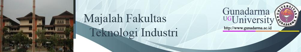 Majalah Fakultas Teknologi Industri
